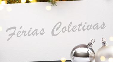 FÉRIAS COLETIVAS 2019/2020